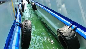 Boot en het overzees