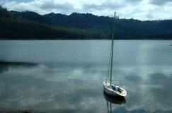 Boot für Miete Lizenzfreies Stockfoto
