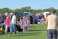 Boot Fair Royalty Free Stock Images