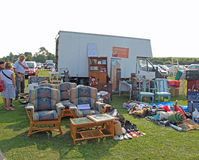 Boot Fair Royalty Free Stock Photos