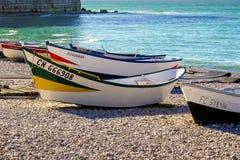 Boot in Frankreich Lizenzfreie Stockbilder