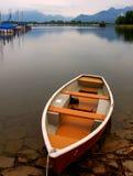 Boot im Hafen Lizenzfreies Stockfoto