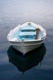 Boot im Wasser Stockfotografie