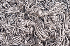 Boot laces Royalty Free Stock Images