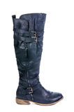 Boot, Leather boot Royalty Free Stock Photography