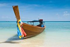 Boot met lange staart Stock Afbeelding