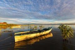 Boot in Mexico Royalty-vrije Stock Afbeeldingen