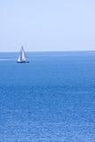 Boot op het overzees Royalty-vrije Stock Fotografie