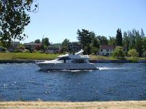 Boot op Water stock afbeeldingen