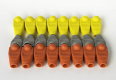 Boot RJ45 Stock Images