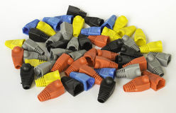 Boot RJ45 Royalty Free Stock Photography
