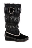 Boot for the snow Stock Photography