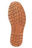 Boot sole Royalty Free Stock Images