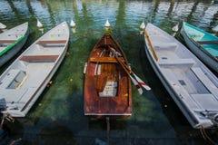 Boot von Romance Stockbilder