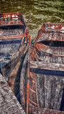 Boot zwei Lizenzfreies Stockfoto