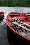 Boote Stockbild