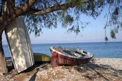 Boote lizenzfreies stockfoto