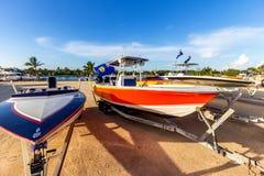 Boote Lizenzfreies Stockbild