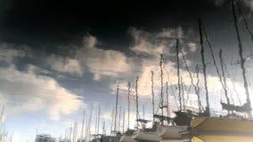 Boote im Beleg Lizenzfreies Stockbild