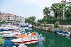 Boote in Marmaris Lizenzfreie Stockfotografie