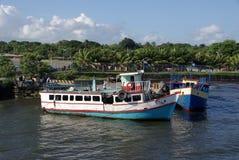 Boote in Nicaragua Stockfoto