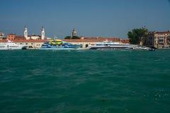 Boote San Frangisk, Prinz von Venedig und Prinzessin von Dubrovnik Lizenzfreie Stockfotos