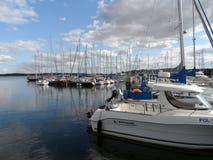 Boote und das MEER Lizenzfreie Stockfotografie