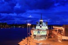 Boote und Fähren Stockbild