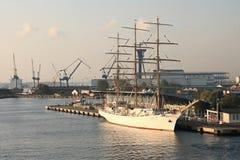 Boote und Fähren lizenzfreies stockbild