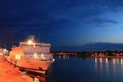 Boote und Fähren stockfotografie