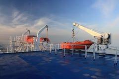 Boote und Fähren lizenzfreie stockfotos