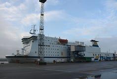 Boote und Fähren lizenzfreies stockfoto