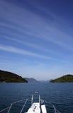 Bootfahrt Stockbilder