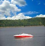 Bootfahrt in Kentucky lizenzfreies stockfoto
