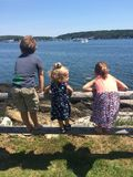 Boothbay Harbor Stock Photography
