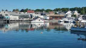 Boothbay Harbor, Maine Royalty Free Stock Photo