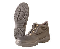 boots безопасность Стоковое Изображение RF