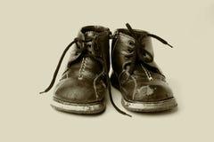 boots дети старый s стоковые изображения
