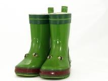 boots дети s Стоковое Фото