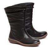 boots женщина Стоковая Фотография RF
