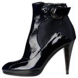boots женщины s Стоковая Фотография RF