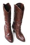 boots ковбой Стоковые Изображения