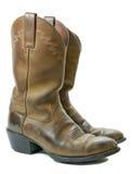 boots ковбой Стоковое Изображение RF