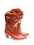 boots ковбой Стоковое фото RF