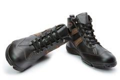 boots люди s Стоковые Изображения