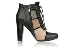 boots новая Стоковые Изображения RF