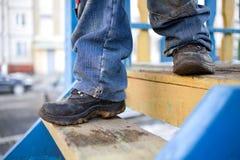 boots пакостное Стоковое Фото