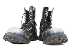 boots потеха тяжелая Стоковые Изображения RF