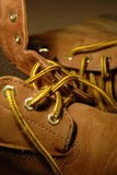 boots старая Стоковая Фотография RF