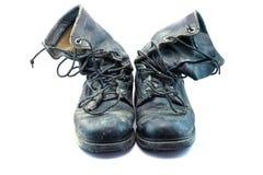boots старая Стоковое Изображение
